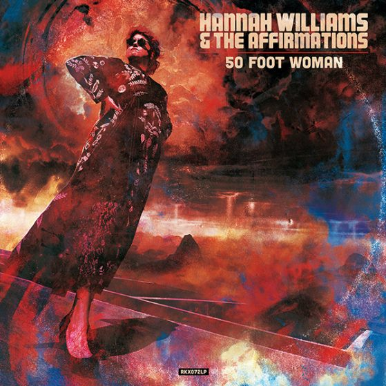Hannah Williams & The Affirmations