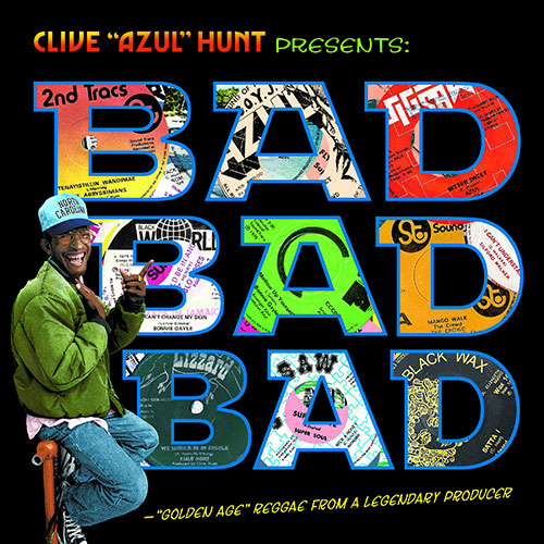 Clive Azul Hunt