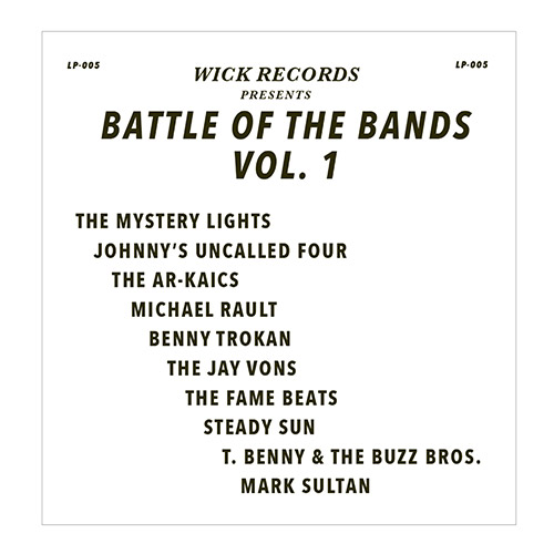 Wick Records: Battle Of The Band