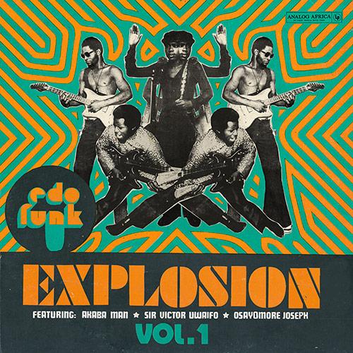 Edo Funk Explosion Vol.1